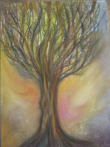 'New morning'  chalk pastel  2012/13 #31